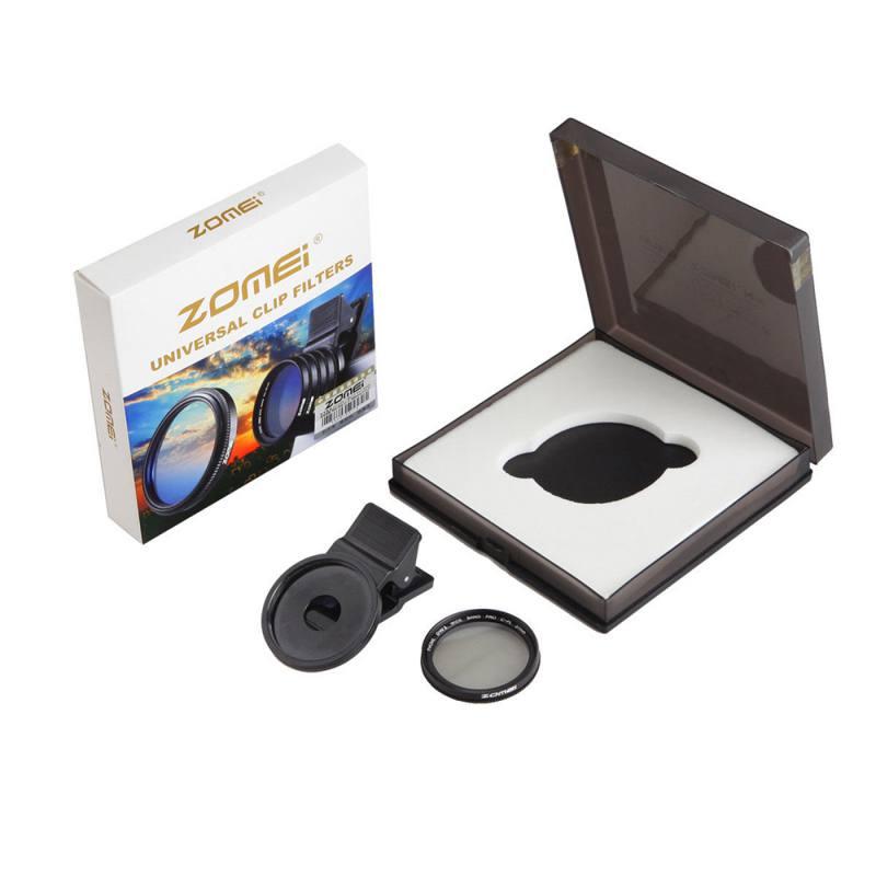 Mobile Phones Cameras CPL Filter Circular Polarizer Lens for